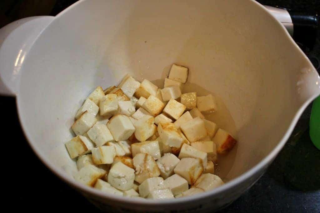 Palak Paneer | Palak Tofu