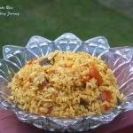Thakkali Sadham (Tomato Rice)