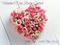Valentines day recipe contest