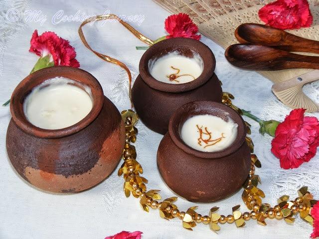 Mishti Doi/ Bengali Sweet Yogurt – Blogging Marathon # 29