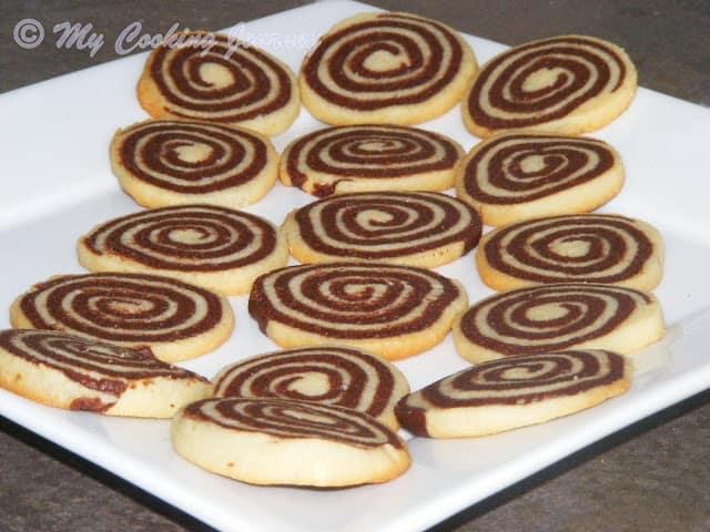 Pinwheel Cookies (HBC)