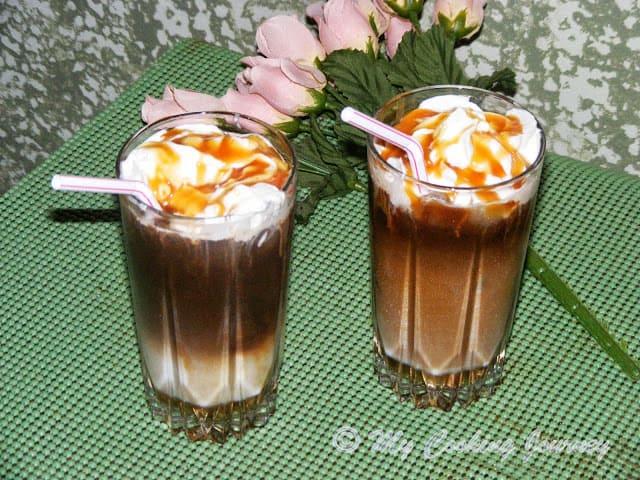 Iced Caramel Macchiato %%