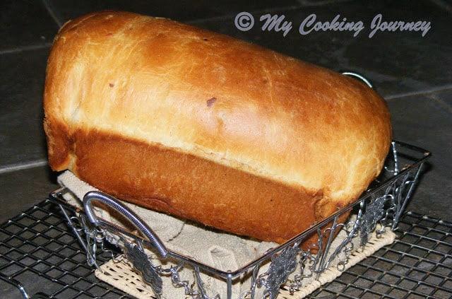 Cinnamon Raisin Bread %%