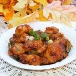 Gobhi Manchurian (An Indo Chinese recipe) – BM # 32
