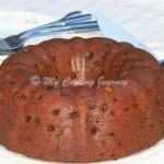 War Cake – BM # 32 - An egg less, butter less and sugar (white) less cake