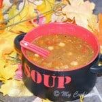 Xarba Arbija – A Libyan Soup – BM # 32