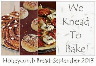 We Knead To Bake Logo September
