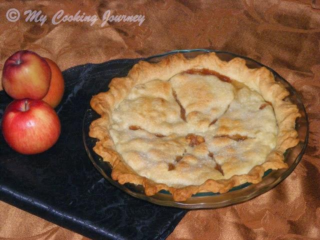 Apple Pie / Traditional Apple Pie / Old Fashioned Apple Pie recipe