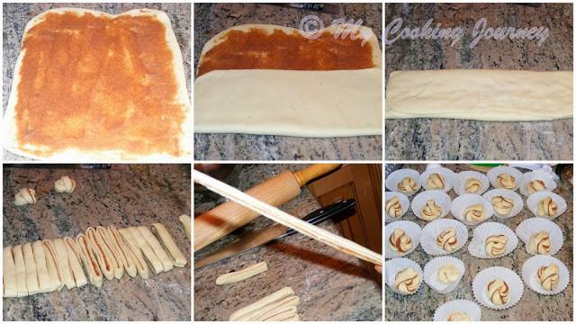 Kanel Snegle/Kanelbullar – Swedish Cinnamon Snails/Rolls