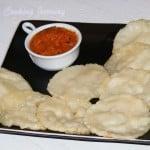Vellai Paniyaram and Milagai Chutney – Chettinad Special Combo