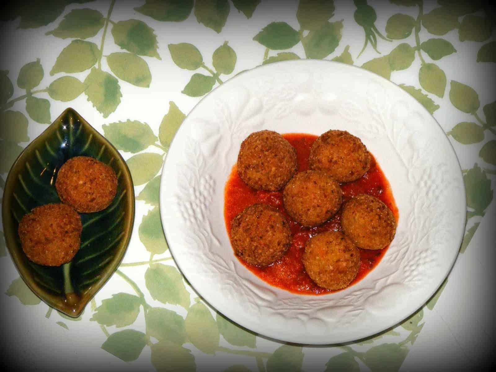Arancini – An Italian Street Food