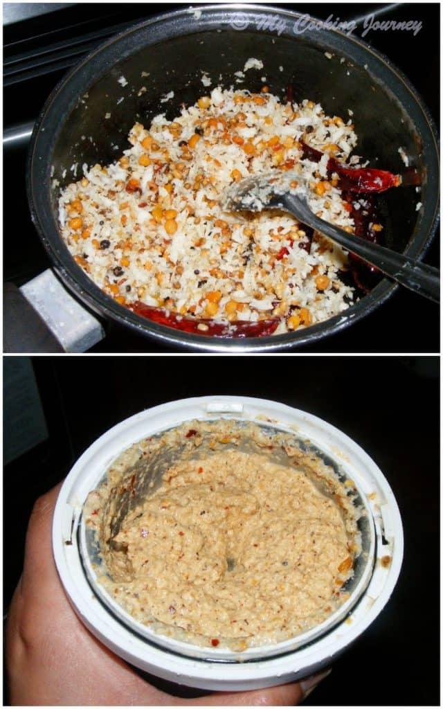 Tamil Nadu Feast Chinna Vengayam Araichu vitta sambhar
