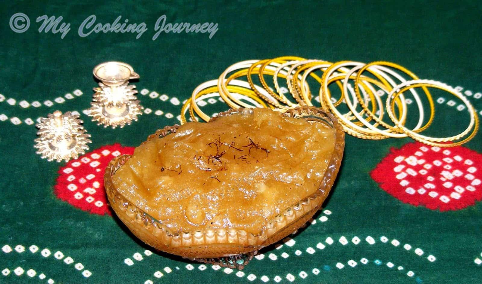 Aloo Ka Halwa (Potato Halwa) – Uttar Pradesh Special