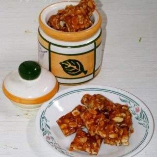 Lonawala Chikki | Mixed Nuts Brittle