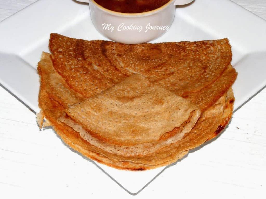 Barley Dosai