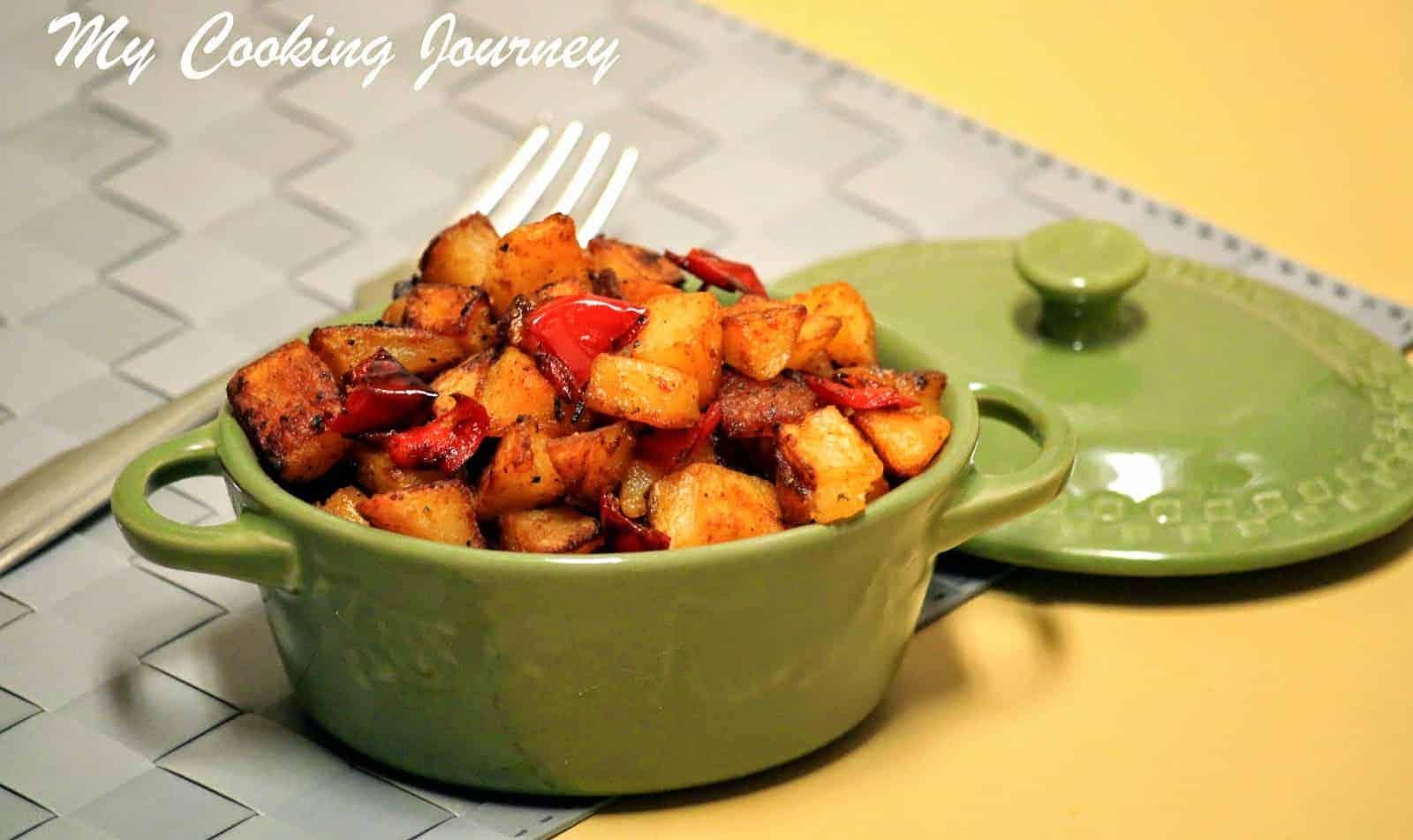 Potato Home Fries