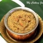 Quinoa Chakkara Pongal – Quinoa Sarkarrai Pongal