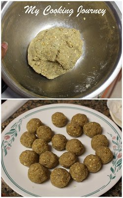 Vaazhakkai Kola Urundai – Raw Banana Fried Balls