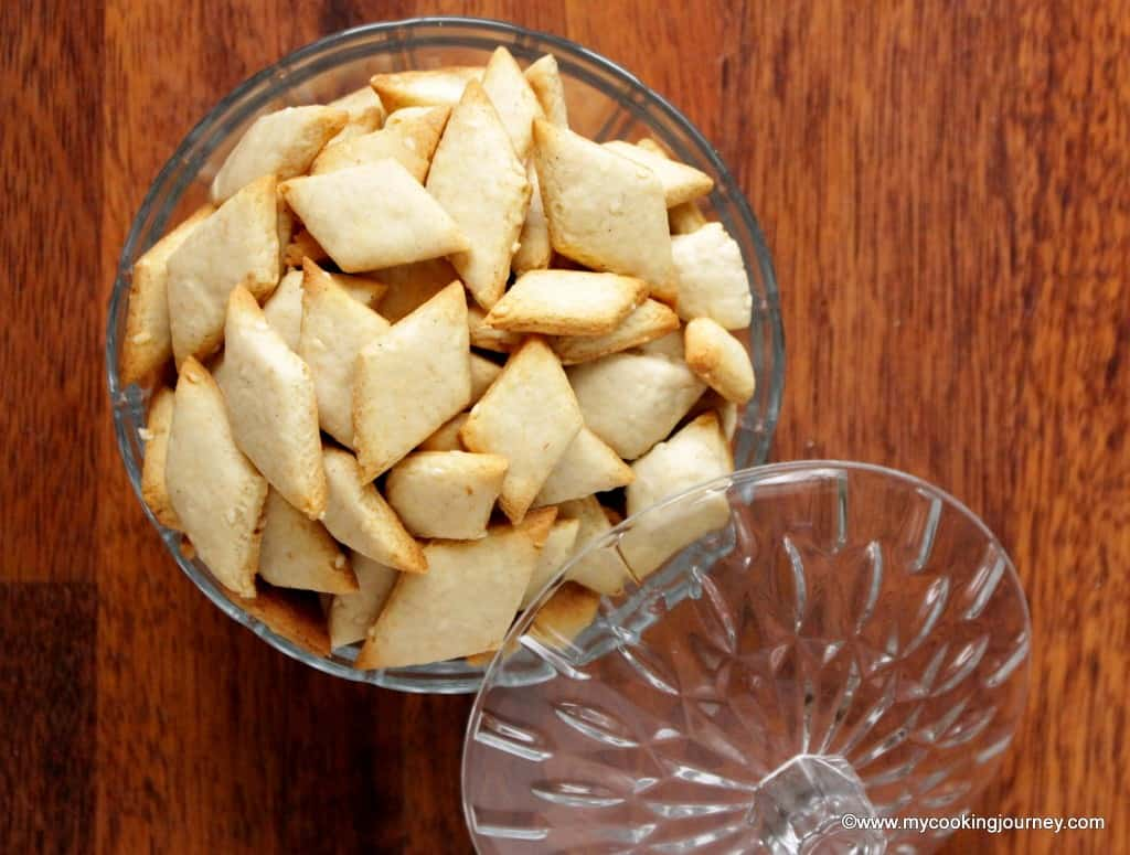 Diamond Biscuit