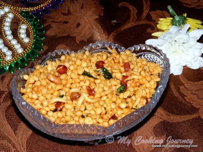 Kara Boondhi / spice boondhi