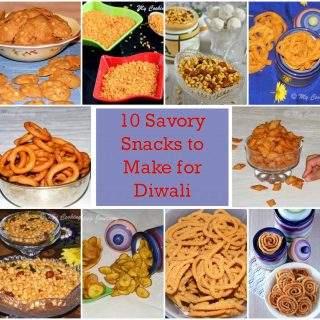 10 Savory Snacks To Make For Diwali | Diwali Snacks