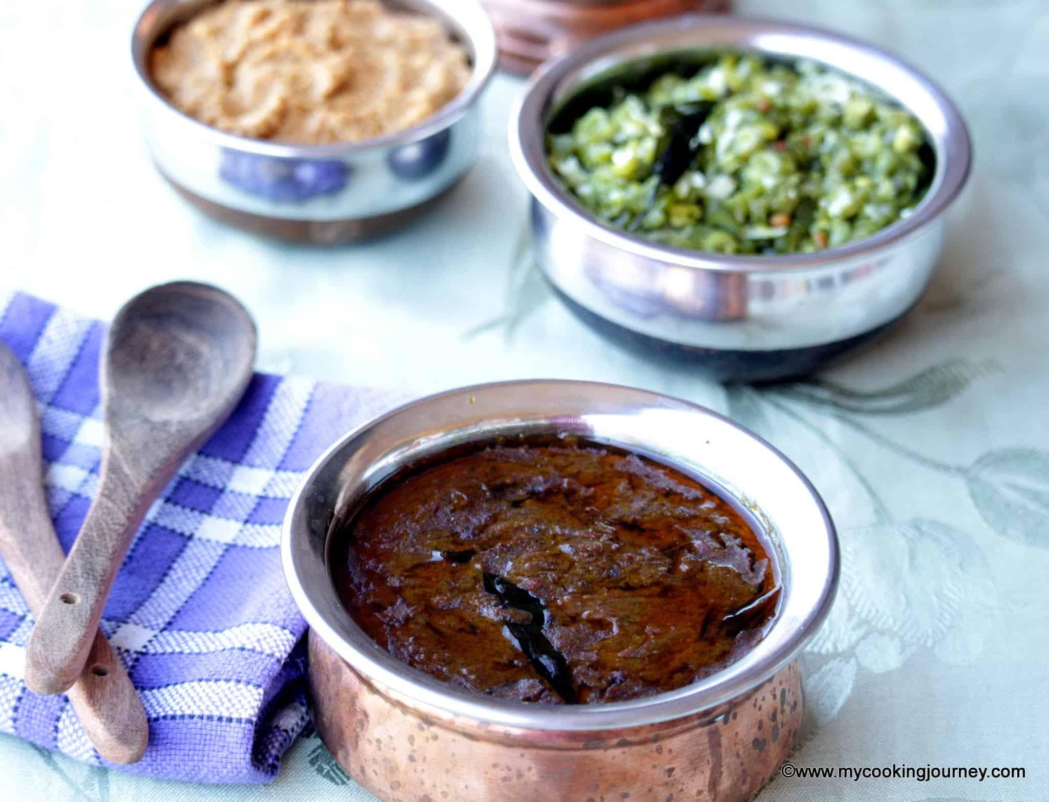 Milagu Kuzhambu – Molagu Kuzhambu – Spicy Black Pepper Kuzhambu