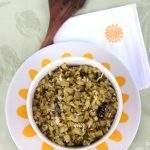 Kothavarangai Poriyal – Cluster Beans Stir-Fry with Coconut