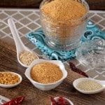 D for Dosai Milagai Podi – Spiced Chili Powder for Dosai and Idli