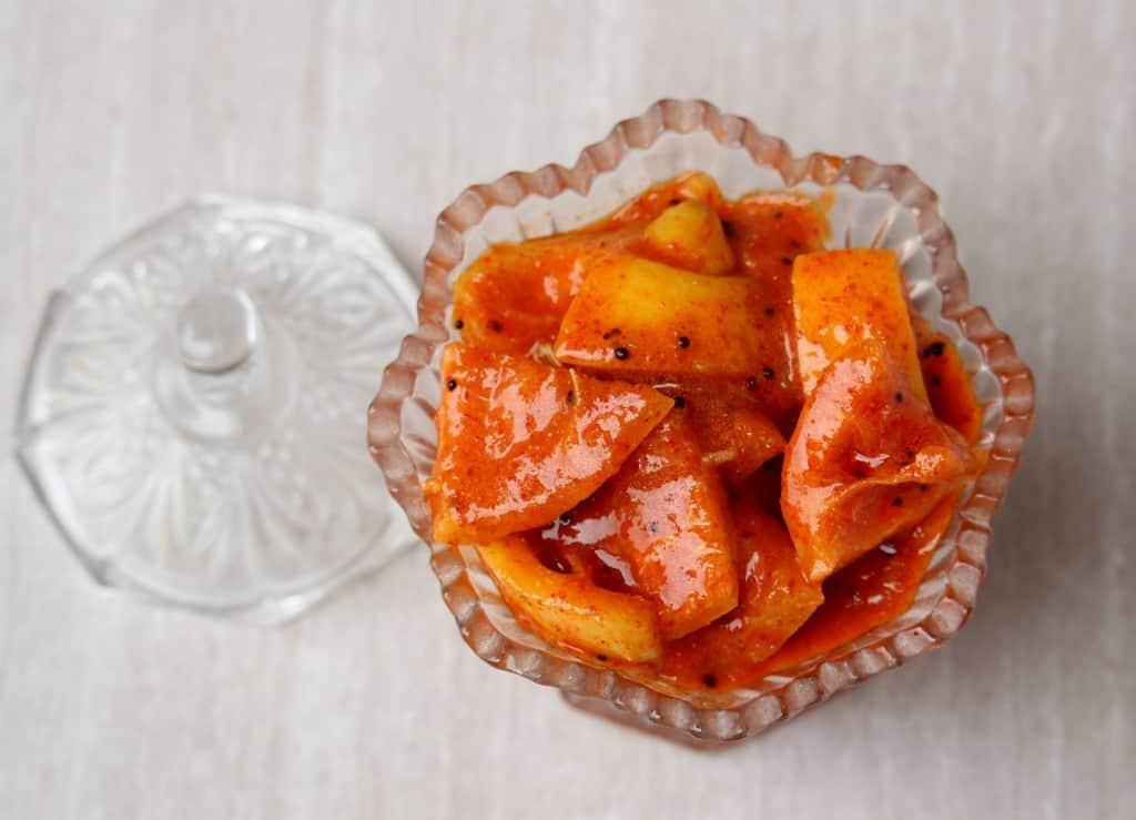 Lemon Pickle – Elumichampazham Urugai – Nimbu Ka Achaar