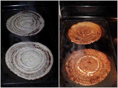 Q for Quinoa Dosai – Savory Quinoa Crepes