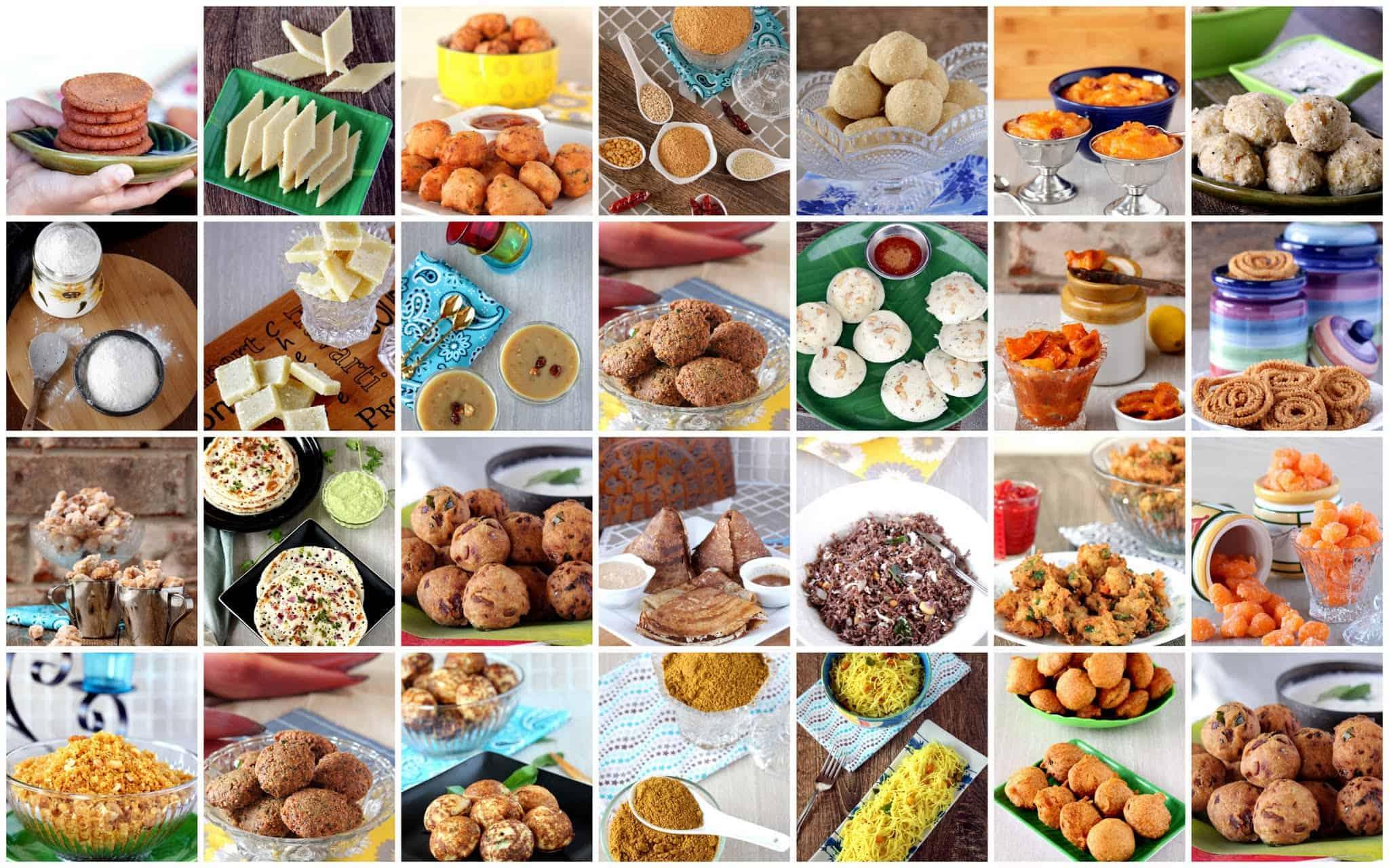 Journey Through The Cuisines – Recap of my A – Z Journey of Tamil Nadu Cuisine