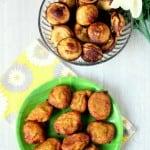 Plantain Balls | Kaklo | Krakro | Ghanaian Spicy Plantain Balls
