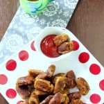 Zucchini Potato Tots – Baked Zucchini & Potato Tater Tots