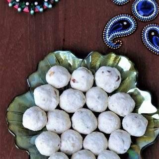Rava Urundai | Rava Ladoo | Diwali Special Recipe