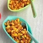 Esquites | Creamy Mexican Street Corn Salad