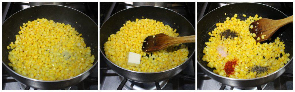 Buttered Sweet Corn Salad