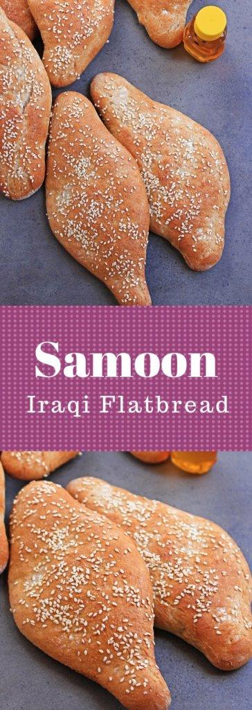 Samoon | Iraqi Flatbread
