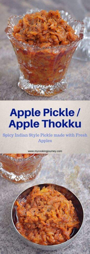 Apple Pickle
